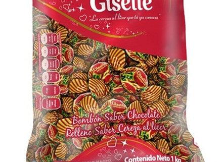 CHOC CEREZA GISELLE