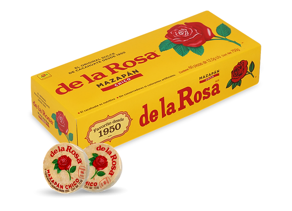 MAZAPAN LA ROSA CHIC
