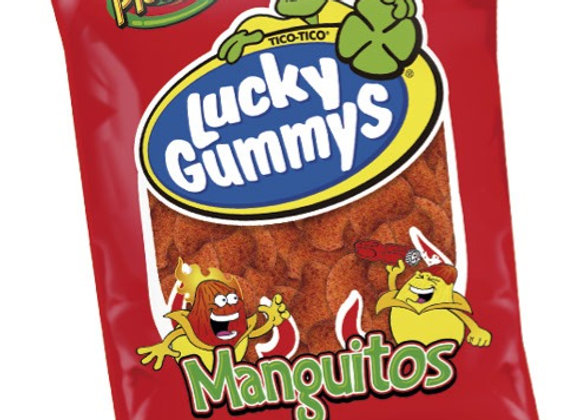 GOMA LUCKY MANGUITOS