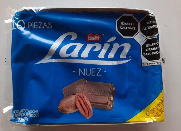 CHOCOLATELARIN NUECES