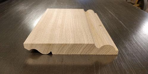 Prime European Oak Skirting Ogee Torus 19 x 144 mm