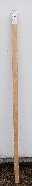 Oak 45x45mm Board OU0138