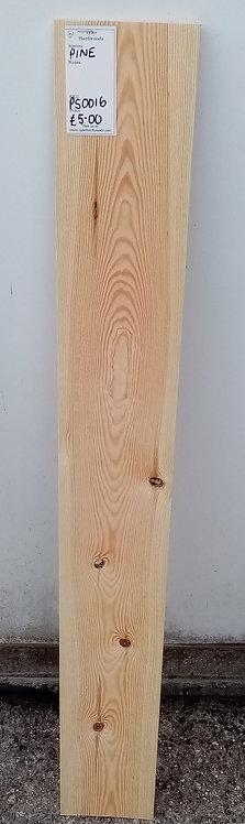 Yellow Pine Board PS0016