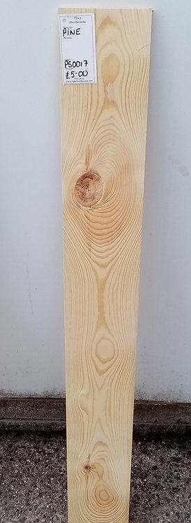 Yellow Pine Board PS0017