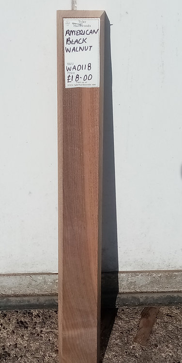 American Black Walnut Board WA0118
