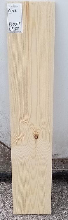 Yellow Pine Board PS0025