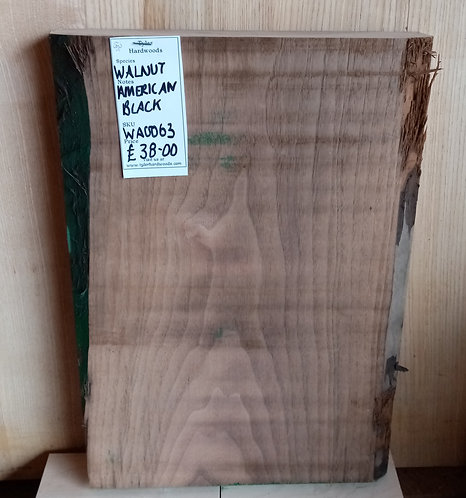 American Black Walnut Board WA0063
