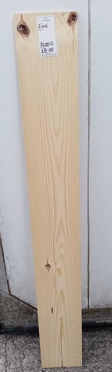 Yellow Pine Board PS0012