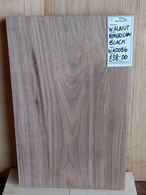 American Black Walnut Board WA0056