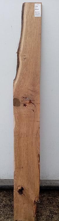 Brown Oak Board OH0133