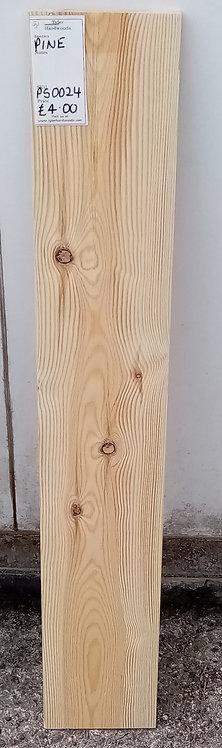 Yellow Pine Board PS0024