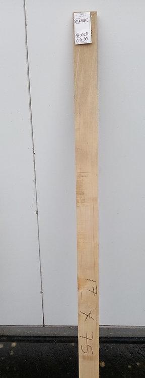 Sycamore Board SH0028