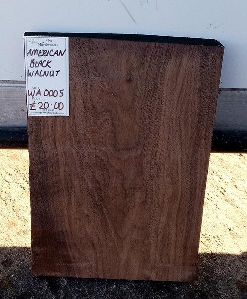 American Black Walnut Board WA0005