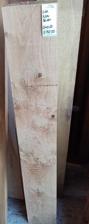 Oak Preplaned Board OH0120
