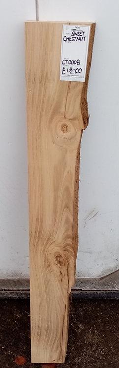 Sweet Chestnut Board CT0008