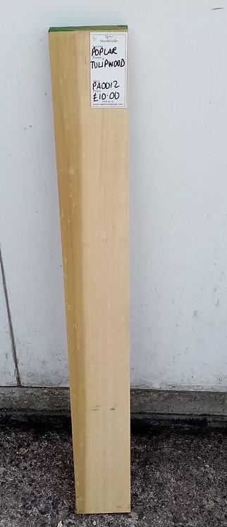 Poplar Tulipwood Board PA0012