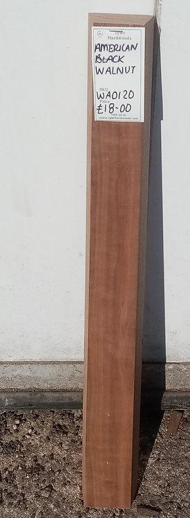 American Black Walnut Board WA0120
