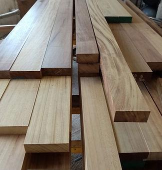 Planed Square Edge PSE Hardwood Timber