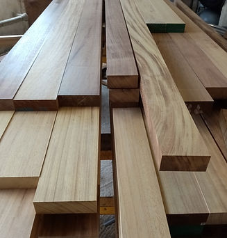 Planed Square Edge PSE Hardwood Timber