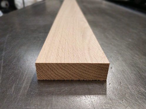 Prime European Oak PSE Door Stop 12 x 32 mm