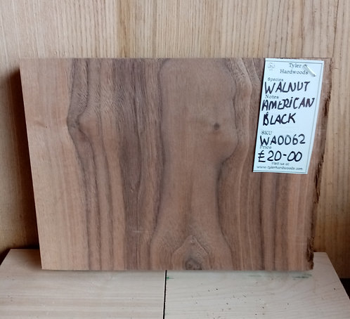 American Black Walnut Board WA0062