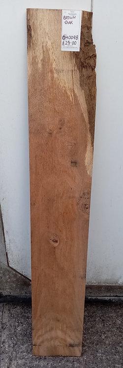 Brown Oak Board OH0098