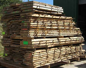English Ash air dried kiln dried fresh sawn boards timber