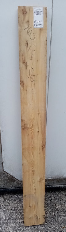 Siberian Larch Board LS0002