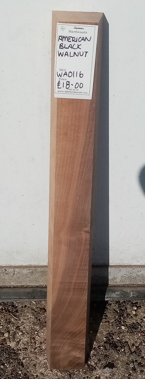 American Black Walnut Board WA0116