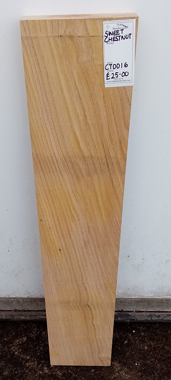 Sweet Chestnut Board CT0016