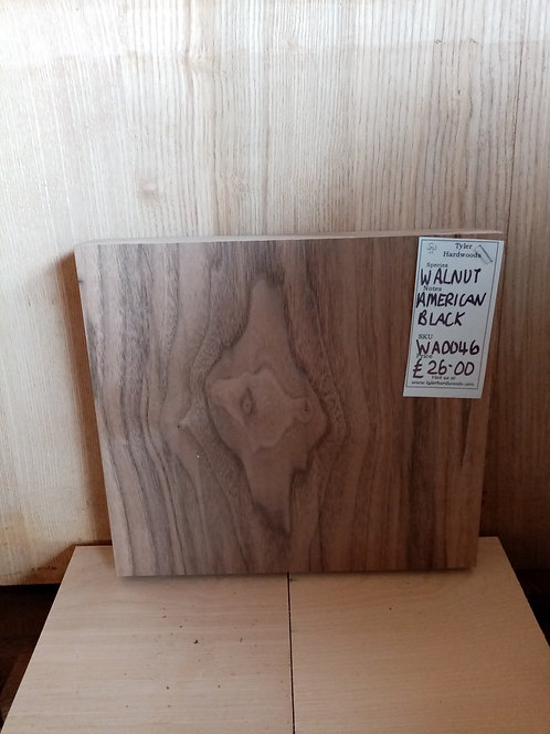 American Black Walnut Board WA0046