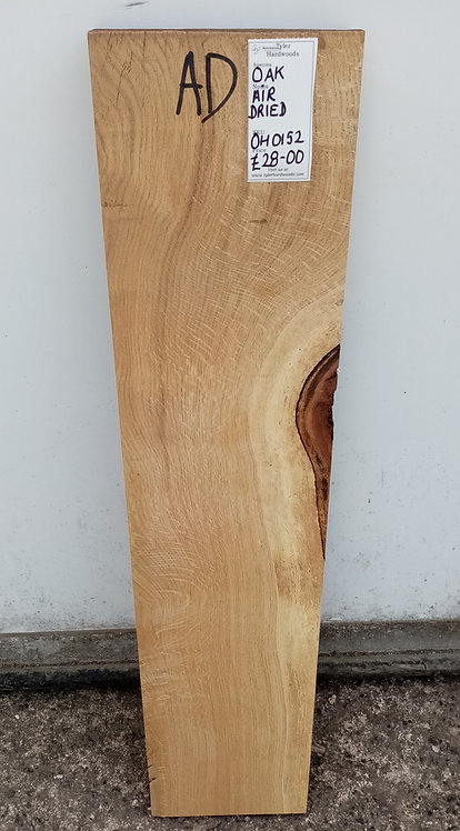 Air Dried Oak Board OH0152