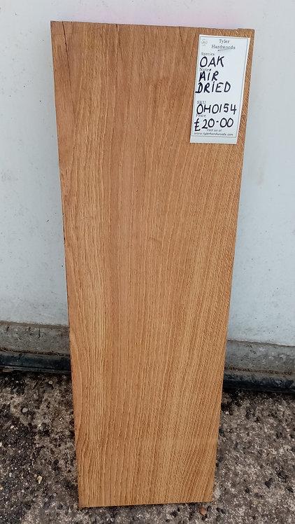 Air Dried Oak Board OH0154