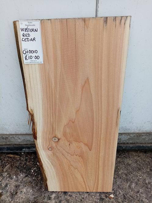Western Red Cedar Board CH0010
