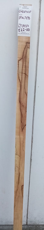 Spalted Horse Chestnut Board CT0037