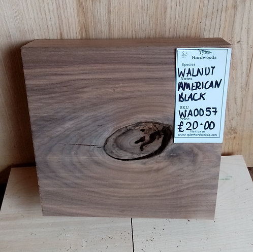 American Black Walnut Board WA0057