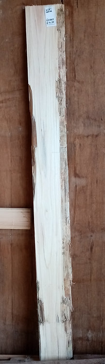 Western Red Cedar Board CH0003