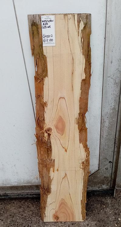 Western Red Cedar Board CH0012