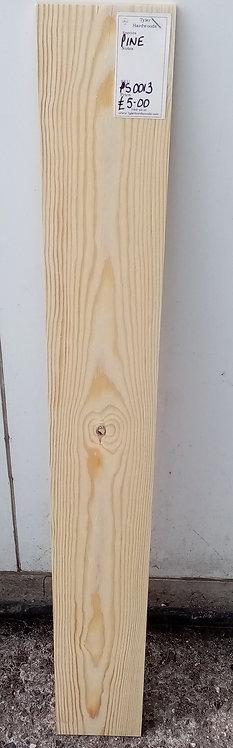 Yellow Pine Board PS0013