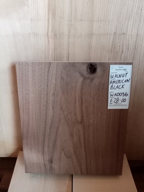American Black Walnut Board WA0036