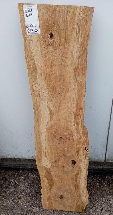 Oak Burr Board OH0115