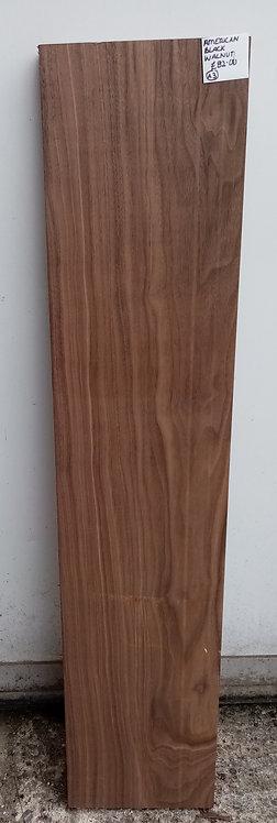Walnut Board A3