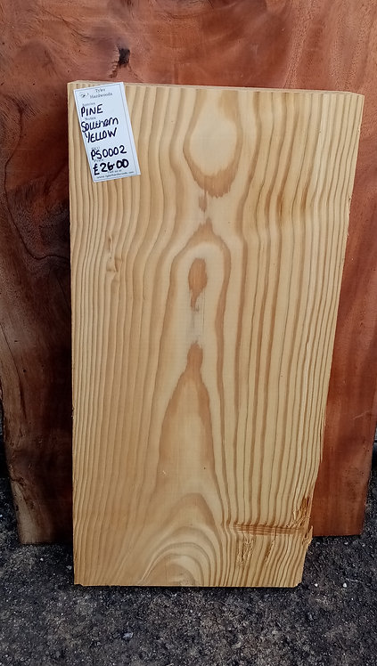 Southern Yellow Pine Board PS0002