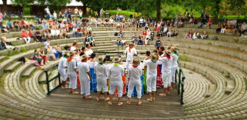 Konzert UNAB Chor 2019 am Westpark München