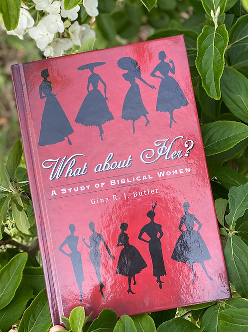 """What About Her"" Paperback"