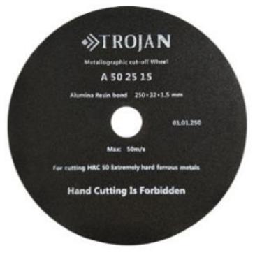 А50 Абразивный отрезной диск HRC 50 Ø 350 мм 10 шт