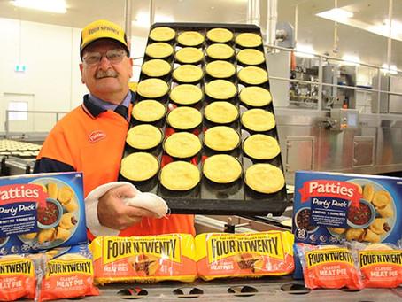 Quick update on Patties Foods