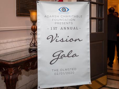 Inaugural Vision Gala 2020