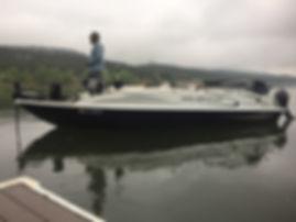 Boat Fishing Colorado