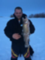 Ice Fishing Colorado
